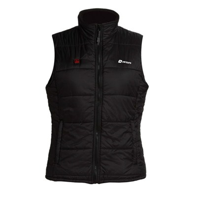 Heated Puffer Vest for Women