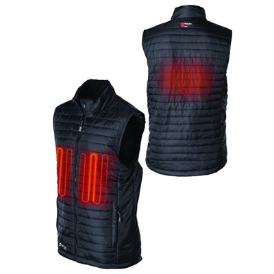 Heated Puffer Vest for Men