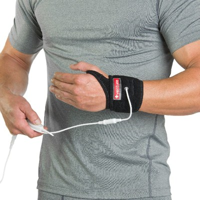At-Home Wrist Heat Therapy Wrap