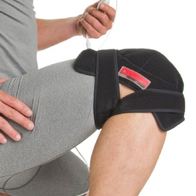 At-Home Knee Heat Therapy Wrap