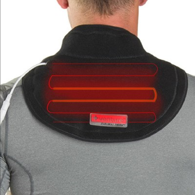 At-Home Neck Heat Therapy Wrap