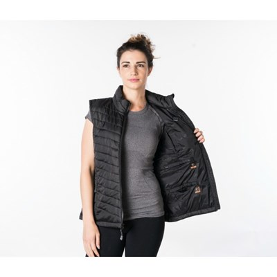 Heated Puffer Vest for Woman