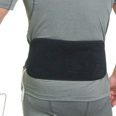 At-Home Back Heat Therapy Wrap